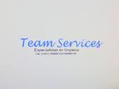 Team Services Especialistas en limpieza